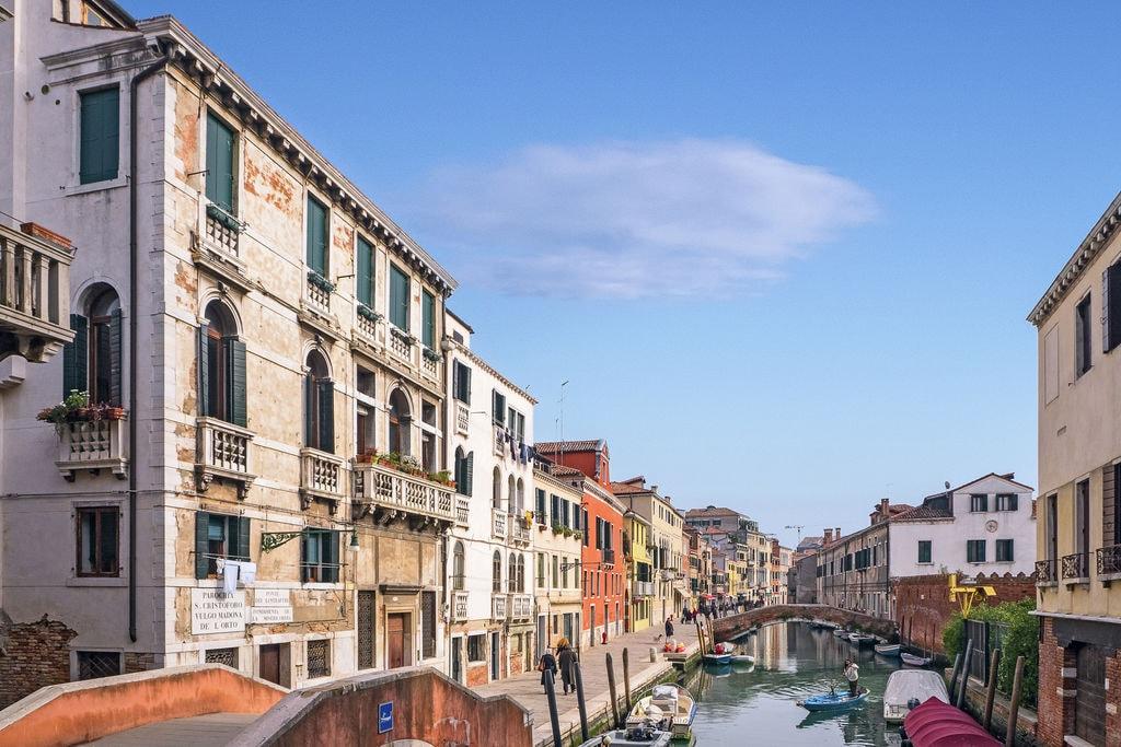 Vakantiewoning italie - Veneto Appartement IT-30121-11   met wifi