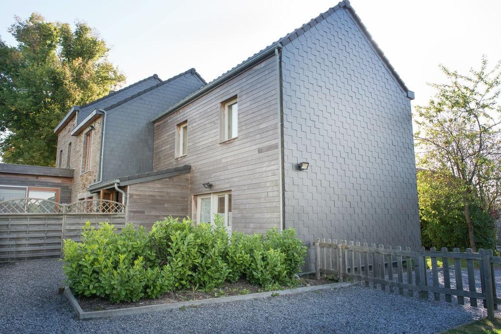 Gerestaureerde boerderij in Cornémont nabij het dorpscentrum - Boerderijvakanties.nl