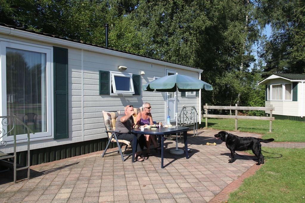 Chalet huren in Limburg - met zwembad  met wifi met zwembad voor 6 personen  Op Resort Arcen heeft u de keuze u..