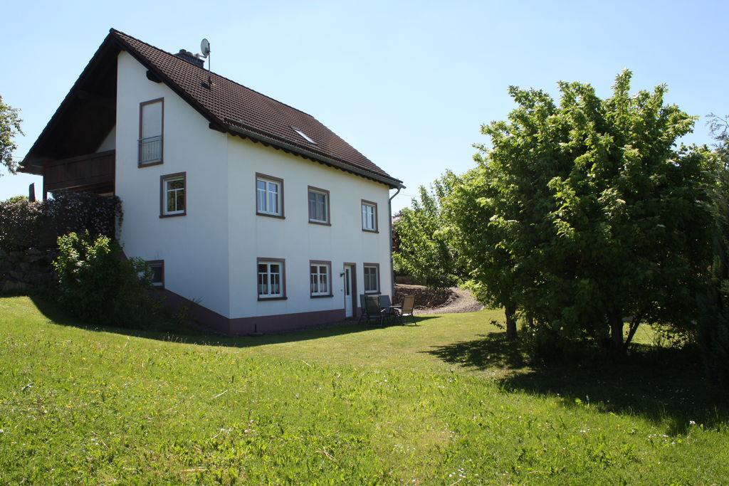 Gezellig appartement in de Eifel op het Duitse platteland - Boerderijvakanties.nl