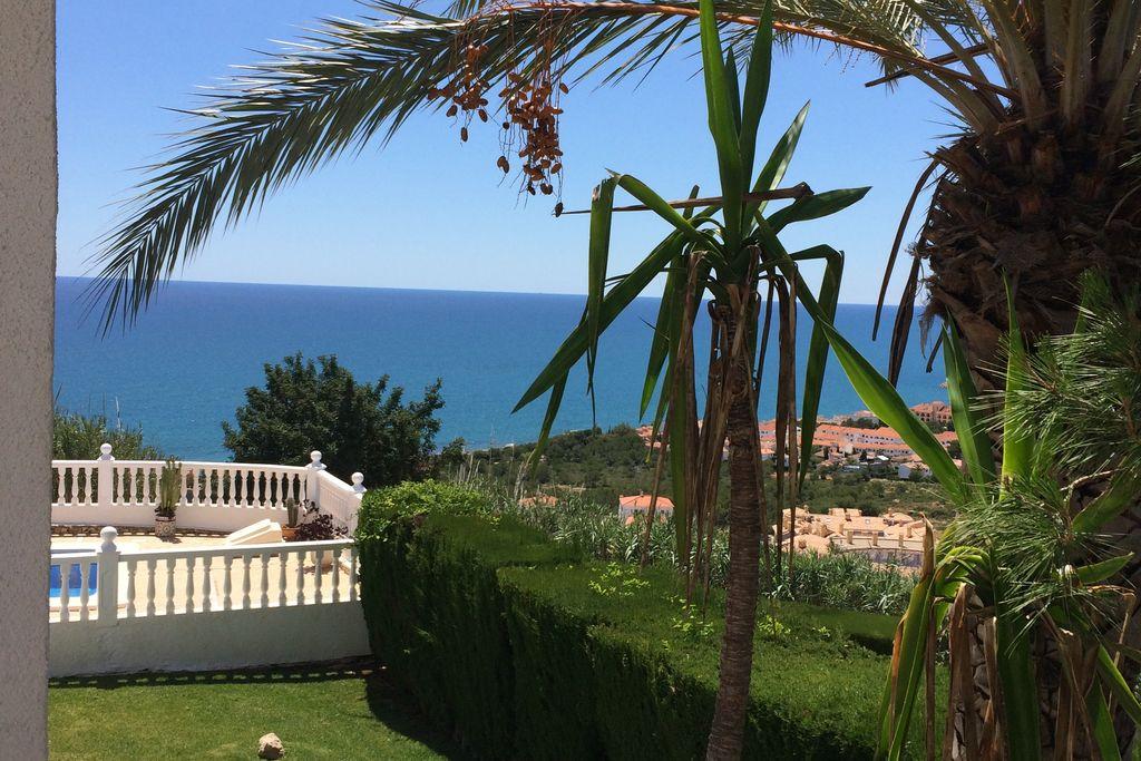 Appartement huren in Costa del Azahar - met zwembad  met wifi met zwembad voor 4 personen  In de villawijk Marcolina in Alcos..