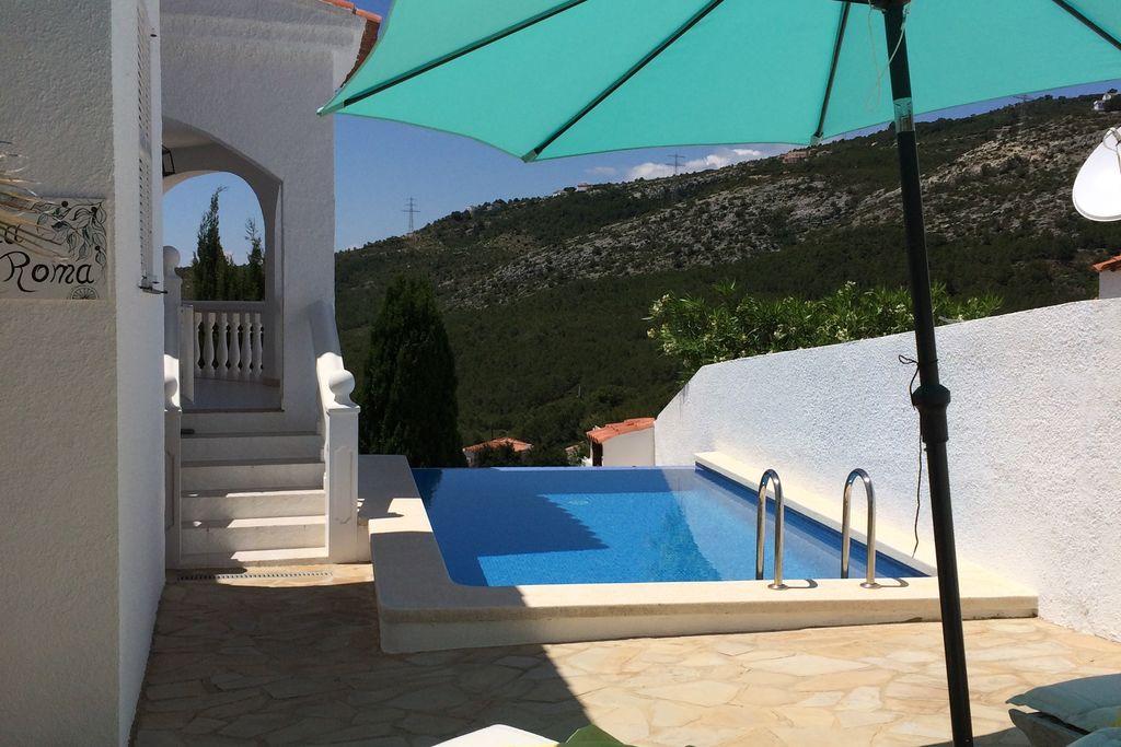 Appartement Alcossebre 0 slaapkamers met zwembad  met wifi