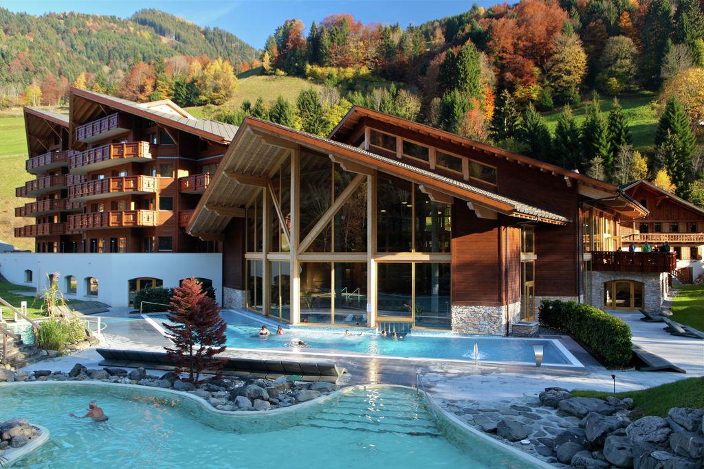 Vakantiewoning  huren  Zwitserland - Appartement CH-1873-20 met zwembad