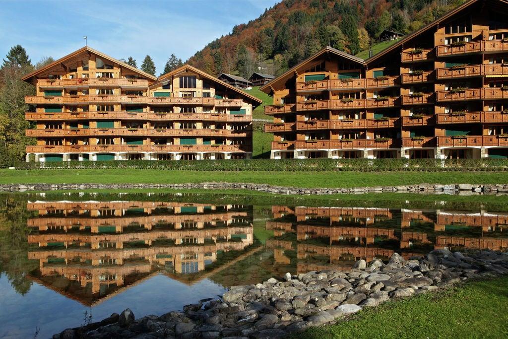 Vakantiewoning  huren  Zwitserland - Appartement CH-1873-21 met zwembad