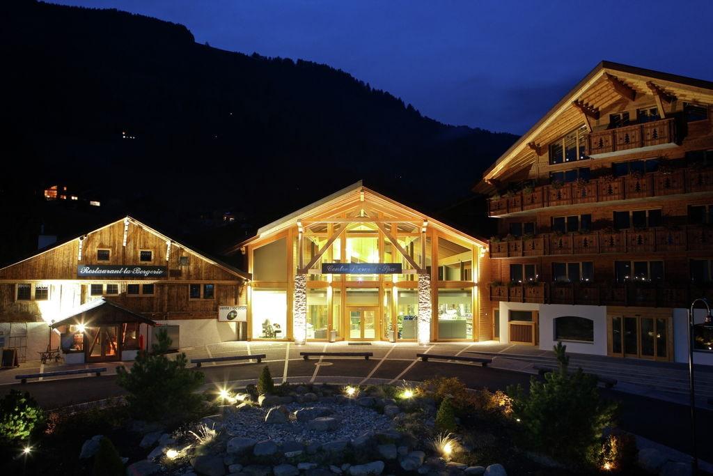 Vakantiewoning  huren  Zwitserland - Appartement CH-1873-22 met zwembad