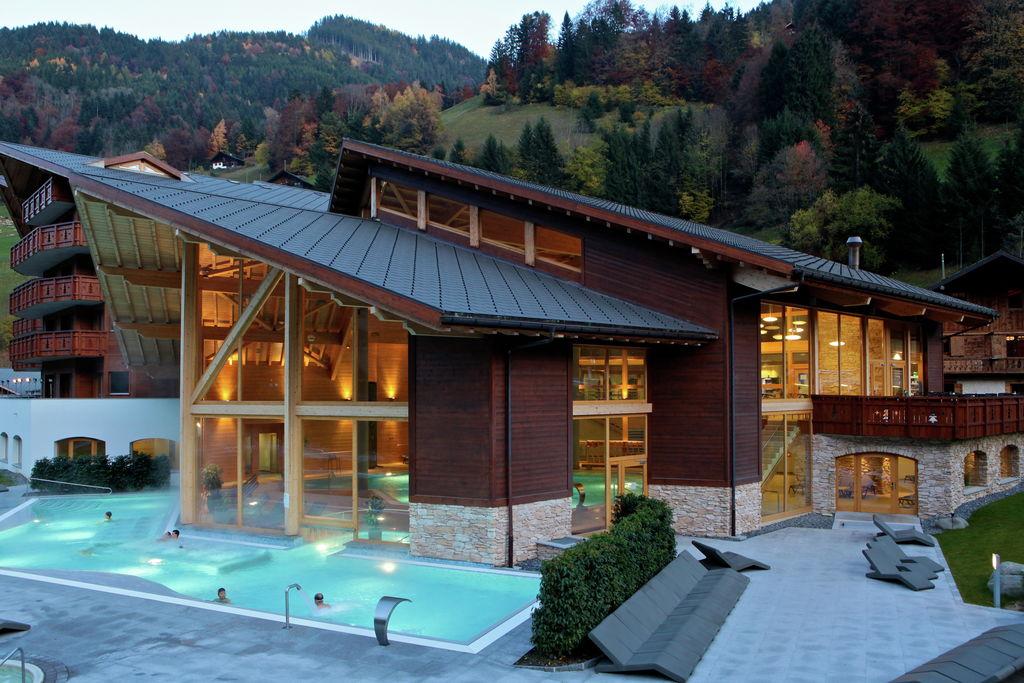 Vakantiewoning  huren  Zwitserland - Appartement CH-1873-24 met zwembad