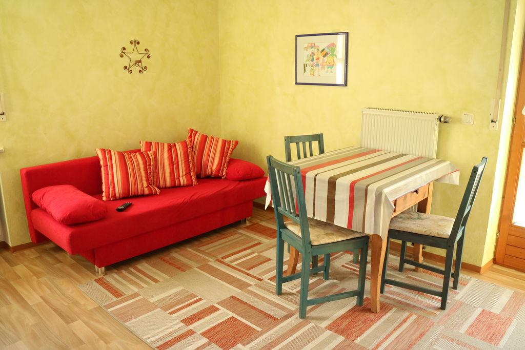 Gezellig appartement in Tannesberg vlak bij het bos - Boerderijvakanties.nl
