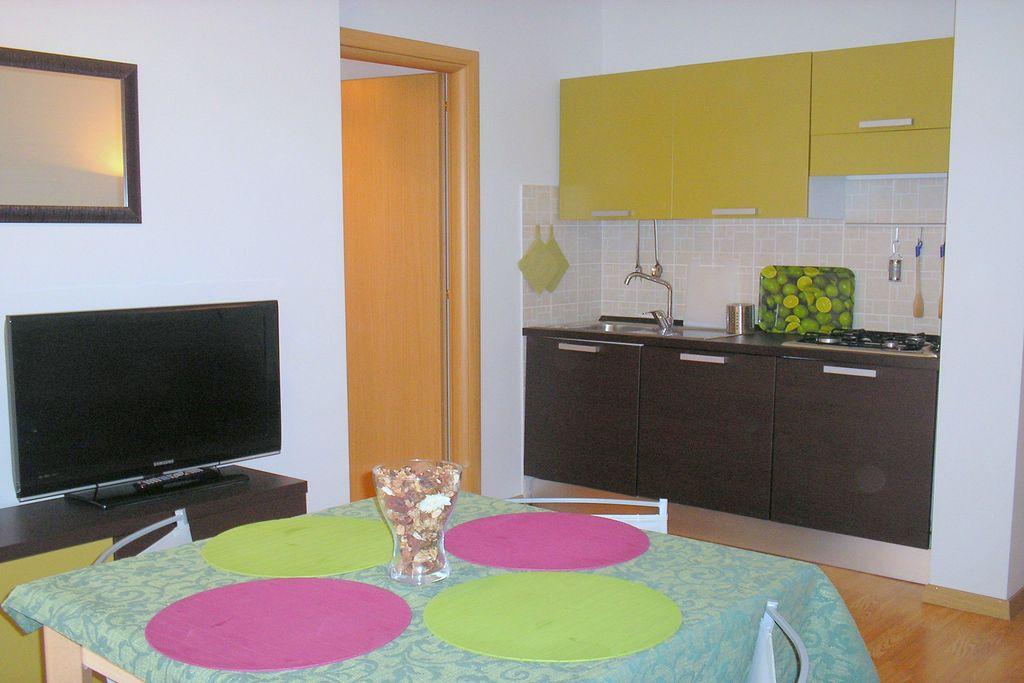 Vakantiewoning Italië, Lazio, Roma Appartement IT-00159-03