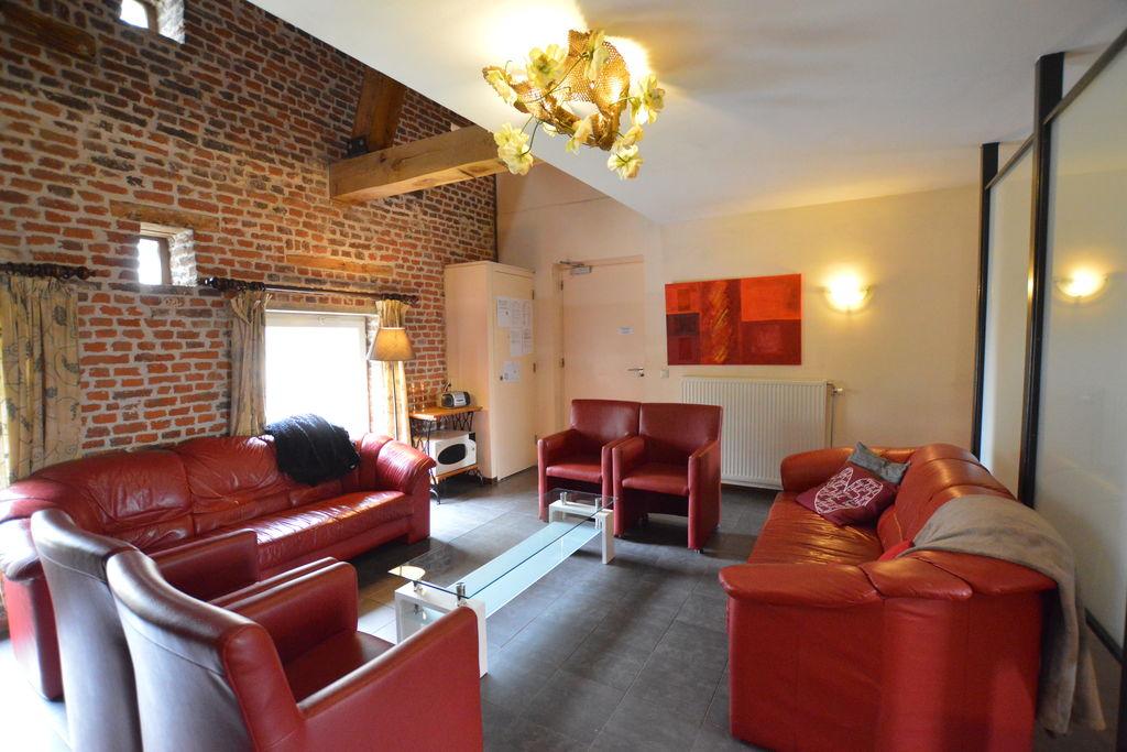 Gastvrije villa in Mesch nabij het stadscentrum - Boerderijvakanties.nl