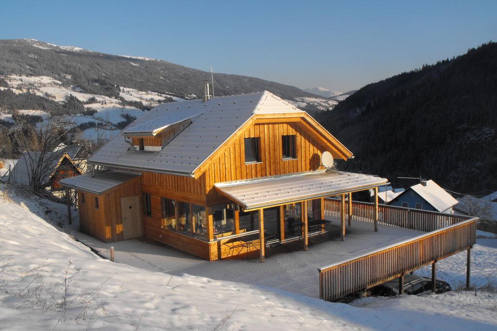 Vakantiewoning Oostenrijk, Steiermark, Stadl an der mur vakantiewoning AT-8862-10