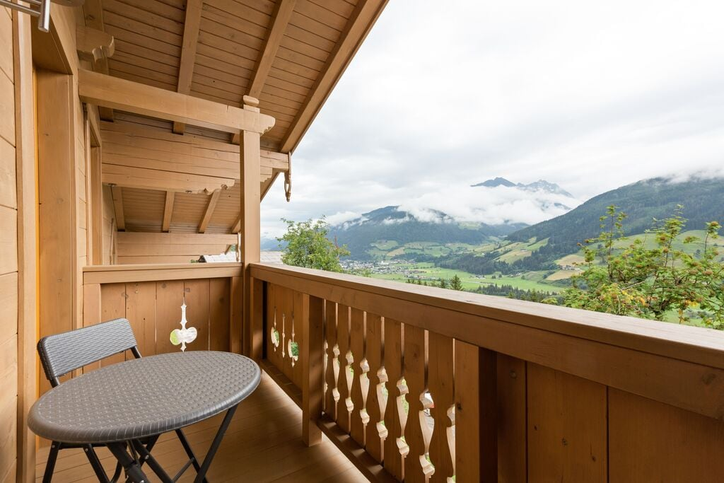 Vrijstaand vakantiehuis in Salzburgerland met sauna - Boerderijvakanties.nl