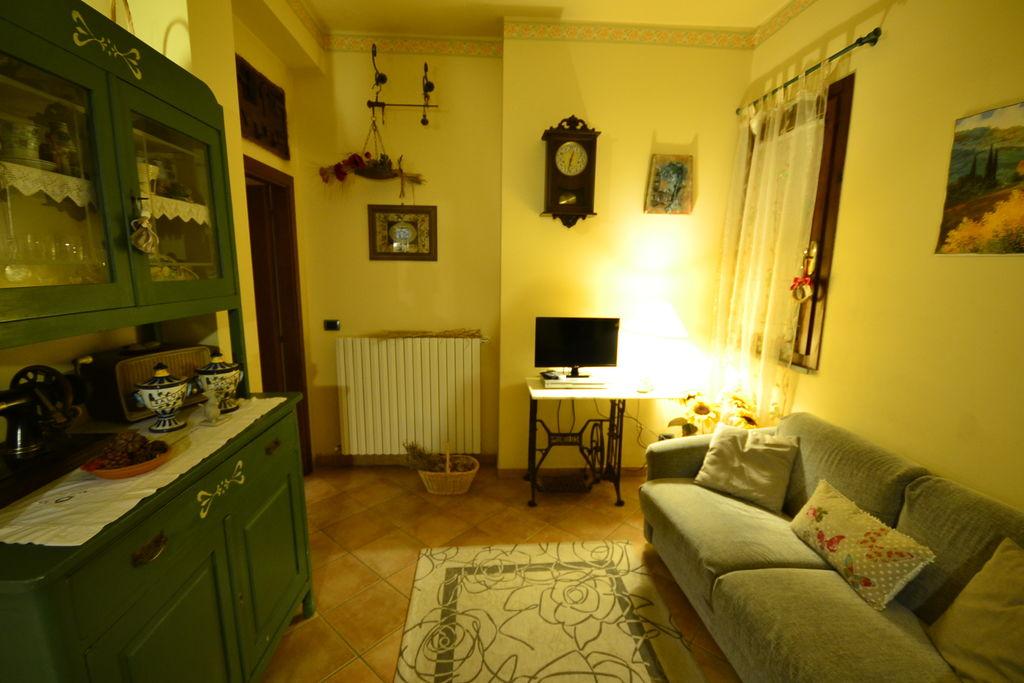 Comfortabel appartement in Toscane met tuin en jacuzzi - Boerderijvakanties.nl