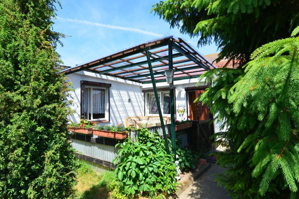 Vakantiehuis met terras op een rustige locatie - Boerderijvakanties.nl