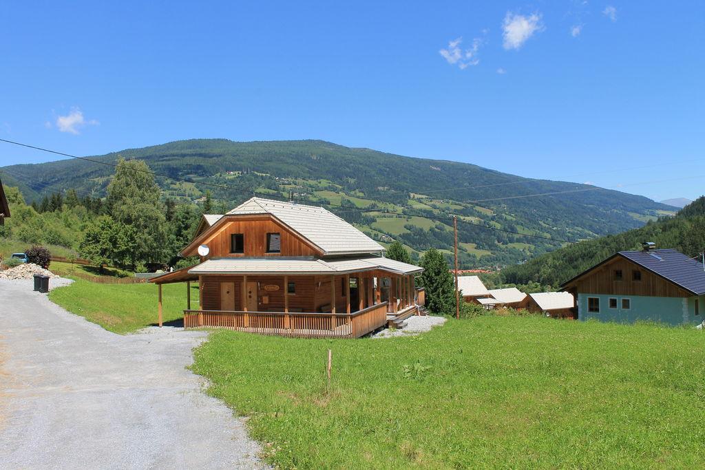 Vakantiewoning Oostenrijk, Steiermark, Stadl an der mur vakantiewoning AT-8862-12