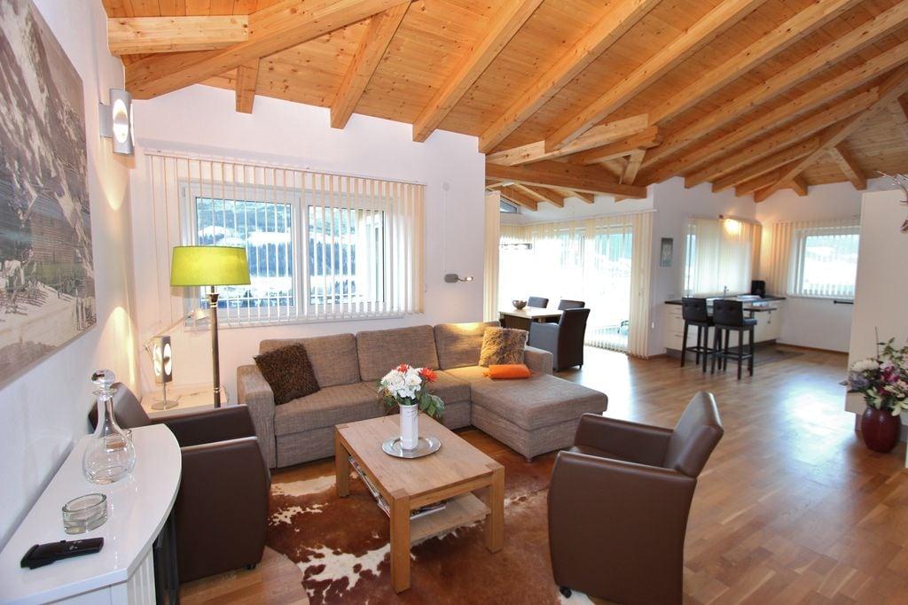 Luxueus penthouse in Salzburgerland met sfeerhaard - Boerderijvakanties.nl