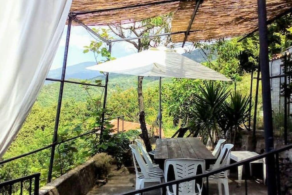 Calice-Ligure- Vakantiewoning   met wifi te huur