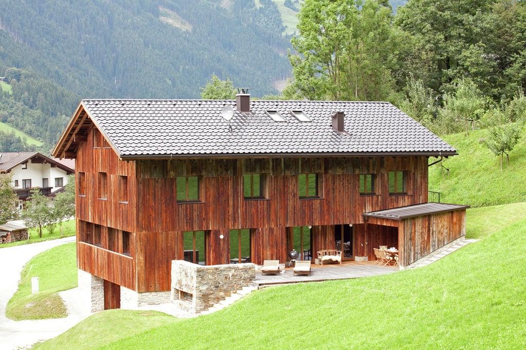 Prachtig appartement in Ramsau im Zillertal met sauna - Boerderijvakanties.nl