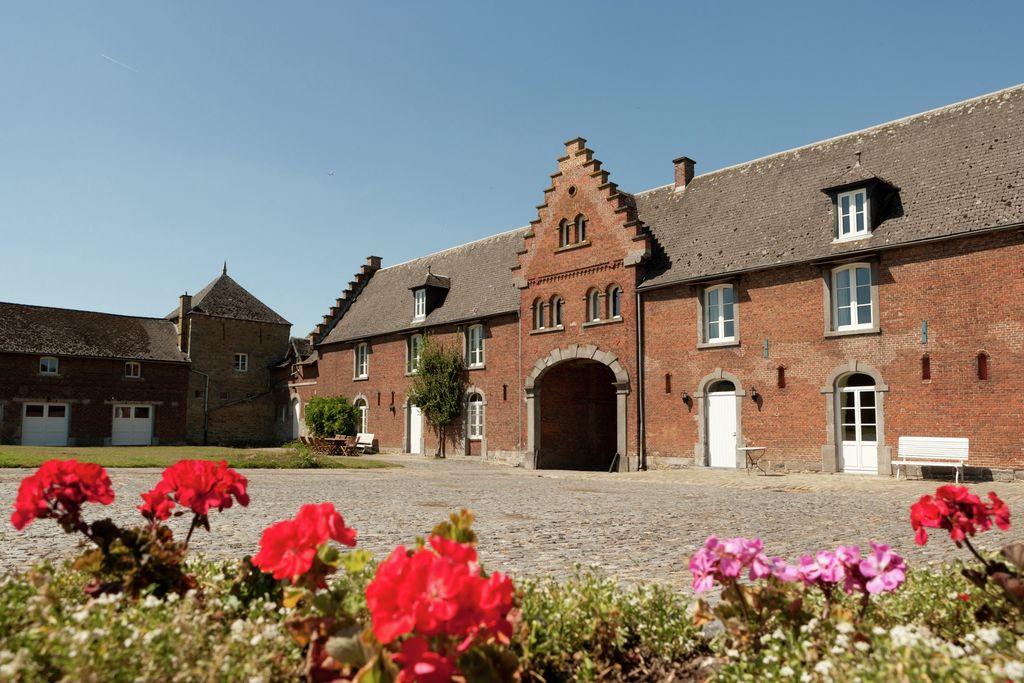 Landelijk vakantiehuis in Gembloers op een boerderij - Boerderijvakanties.nl