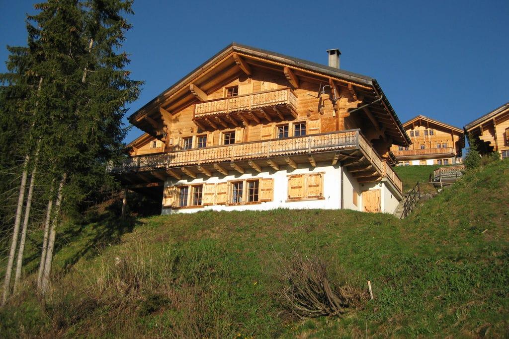 Vakantiewoning  huren  Zwitserland - Vakantiewoning CH-1873-28   met wifi