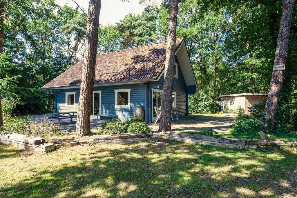 Finse vakantievilla met sauna, gelegen op eigen bosgrond - Boerderijvakanties.nl