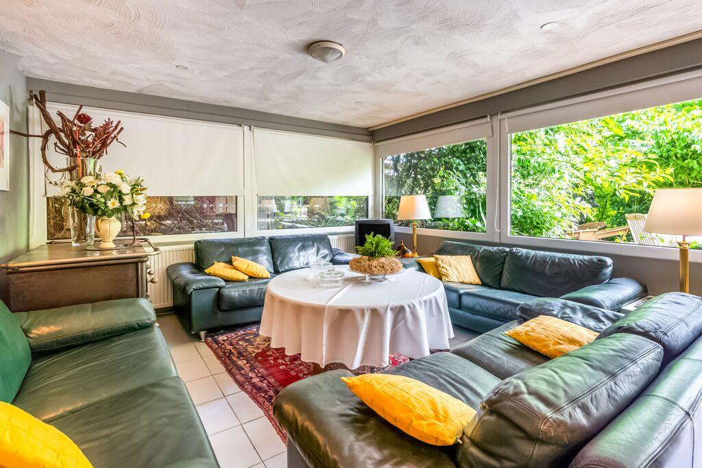 Prachtige vakantiewoning bij Oud Rekem met terras en tuin - Boerderijvakanties.nl