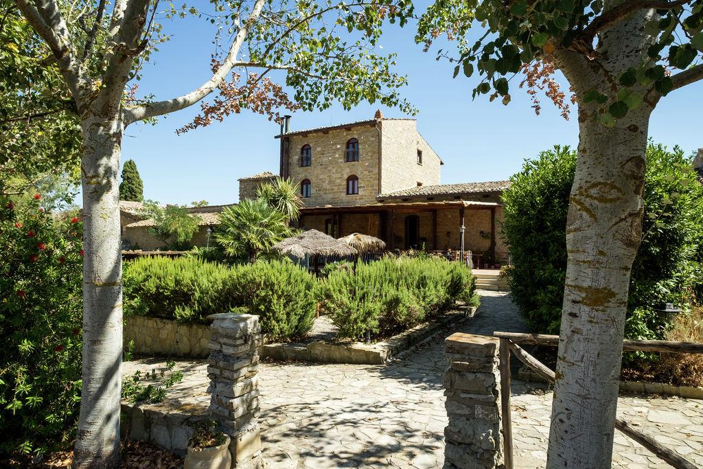 Appartement huren in Ciolino-Resuttano - met zwembad  met wifi met zwembad voor 3 personen  Tussen de heuvels van het Parco de..