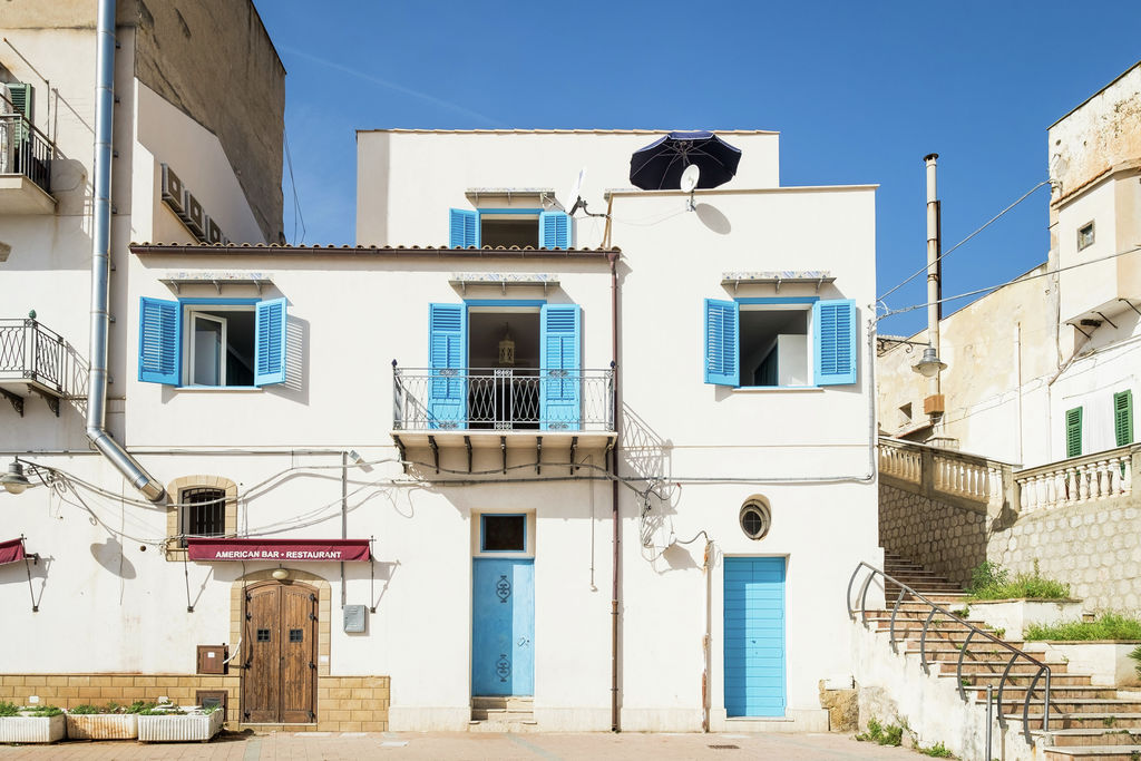 Vakantiewoning italie - Sicilia Vakantiewoning IT-90017-01   met wifi