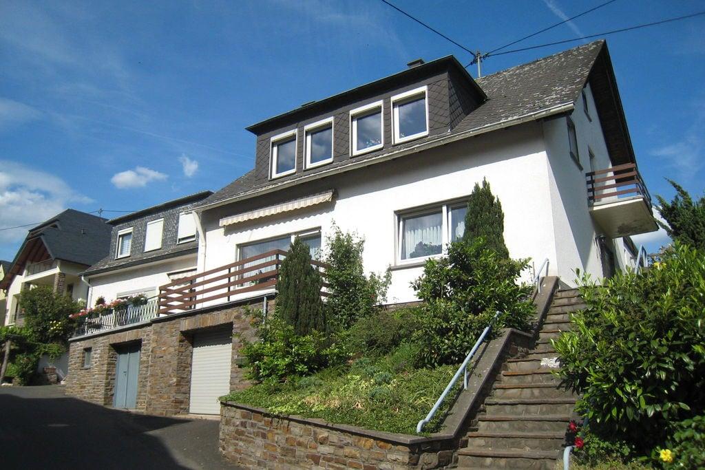 Landelijk appartement in Duitsland vlak aan de Moezel - Boerderijvakanties.nl