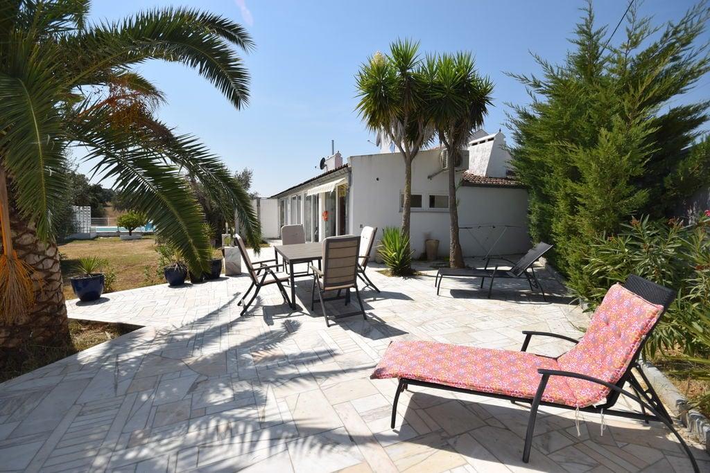 Vakantiewoningen Alentejo te huur Lavre- PT-7050-13 met zwembad  met wifi te huur
