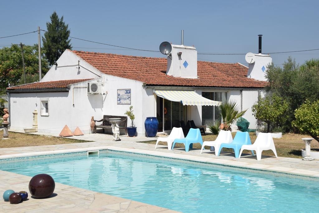 Vakantiewoningen Alentejo te huur Lavre- PT-7050-12 met zwembad  met wifi te huur
