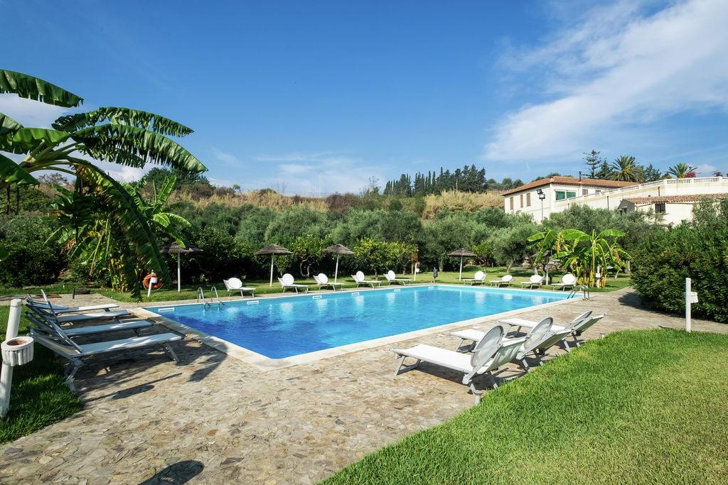 Vakantiewoning italie - Sicilia Appartement IT-90017-05 met zwembad  met wifi