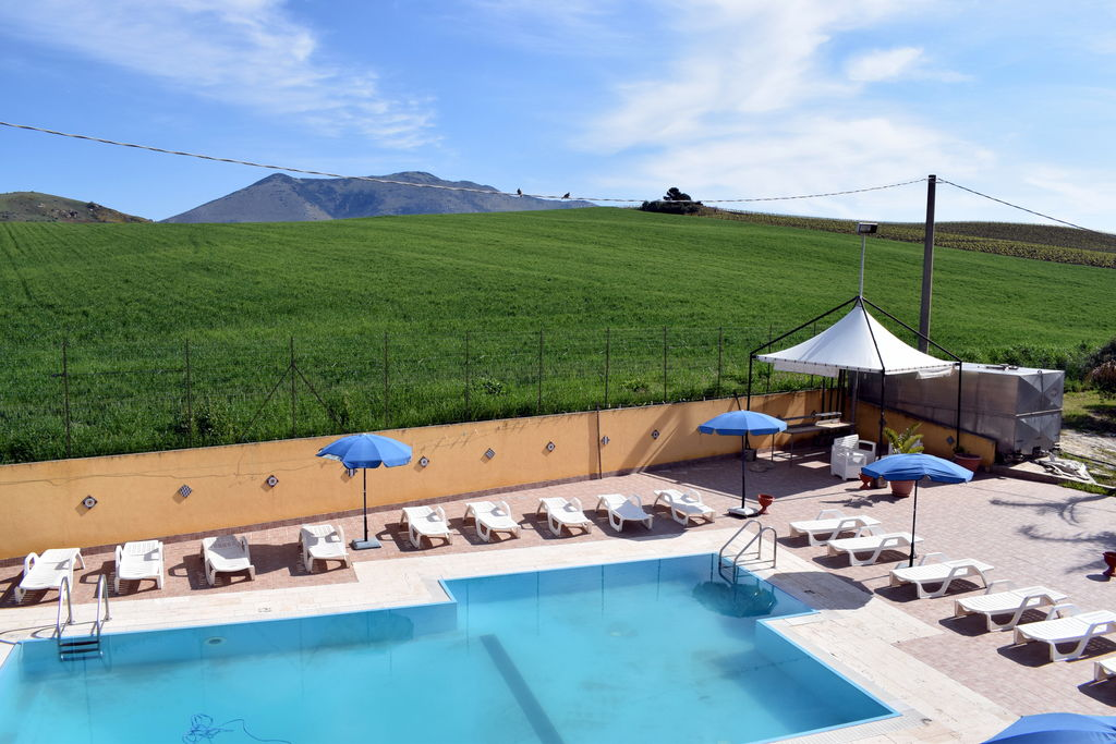 Vakantiewoning  huren Castellammare-del-Golfo - Appartement IT-91014-33 met zwembad  met wifi