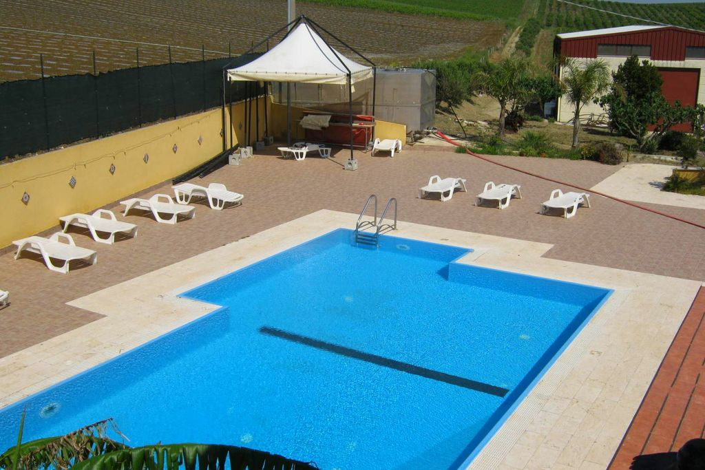 Vakantiewoning  huren Castellammare-del-Golfo - Appartement IT-91014-35 met zwembad  met wifi