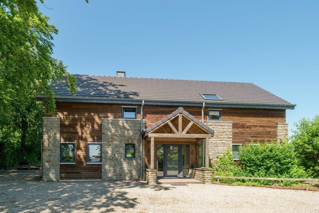 Luxe vakantiehuis aan de voet van de Hoge Venen - Boerderijvakanties.nl