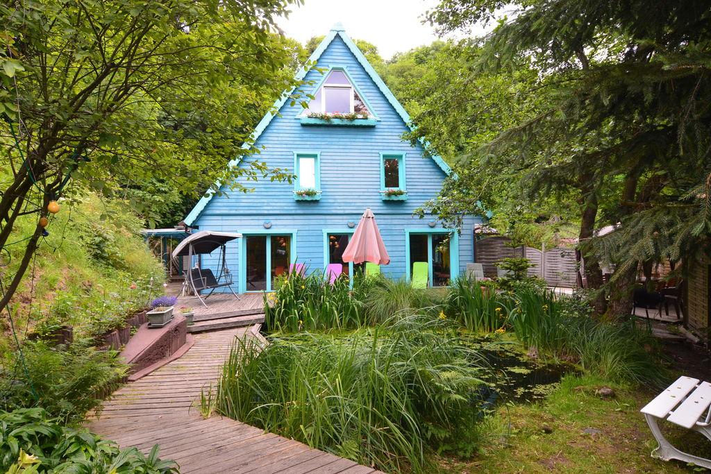 Luxueuze vakantiewoning in Sankt Andreasberg met een zwembad - Boerderijvakanties.nl