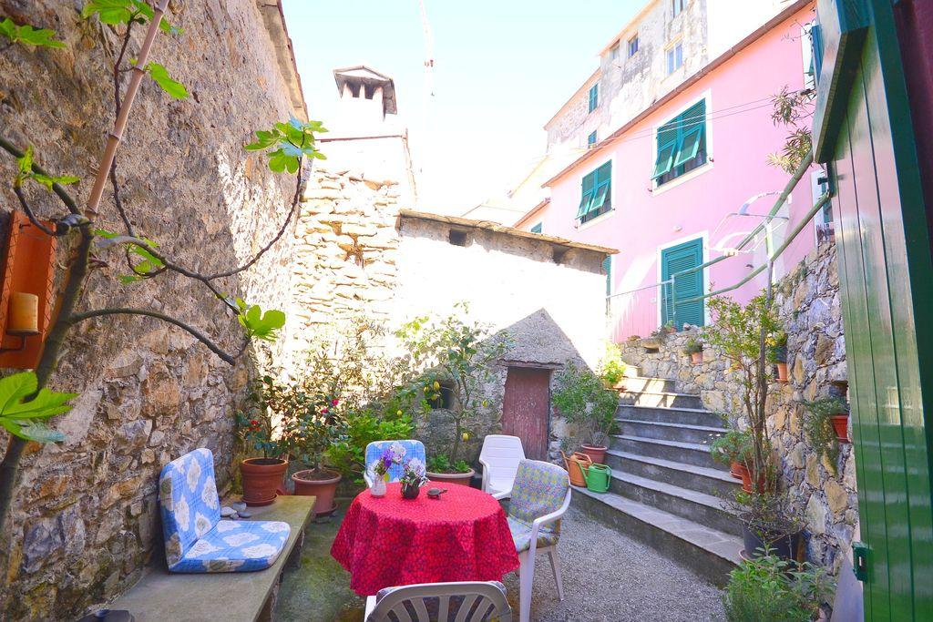 Vakantiewoning Italië, lig, Levanto Appartement IT-19015-14