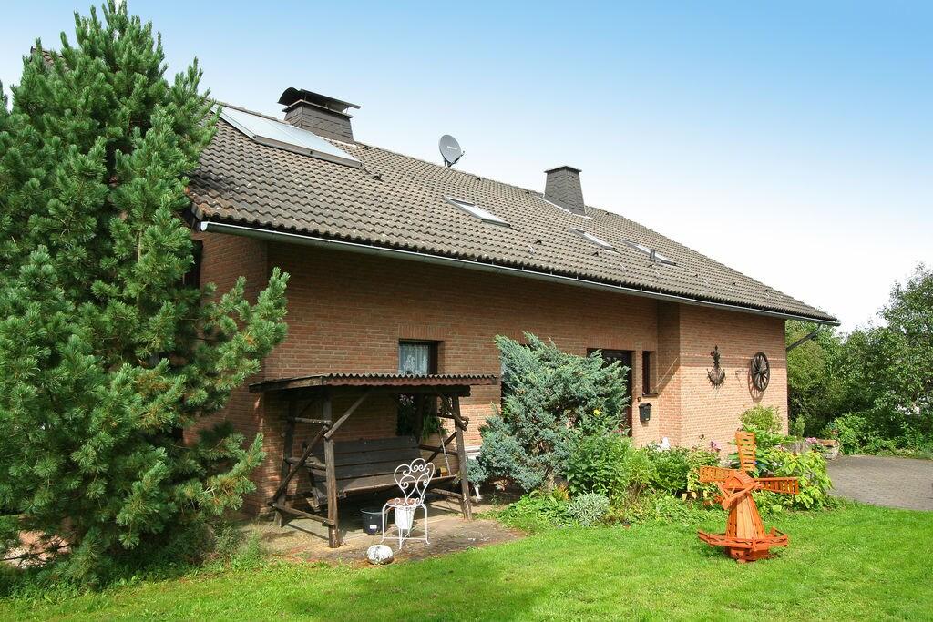 Vakantiewoning  huren Sauerland - Appartement DE-34497-08   met wifi