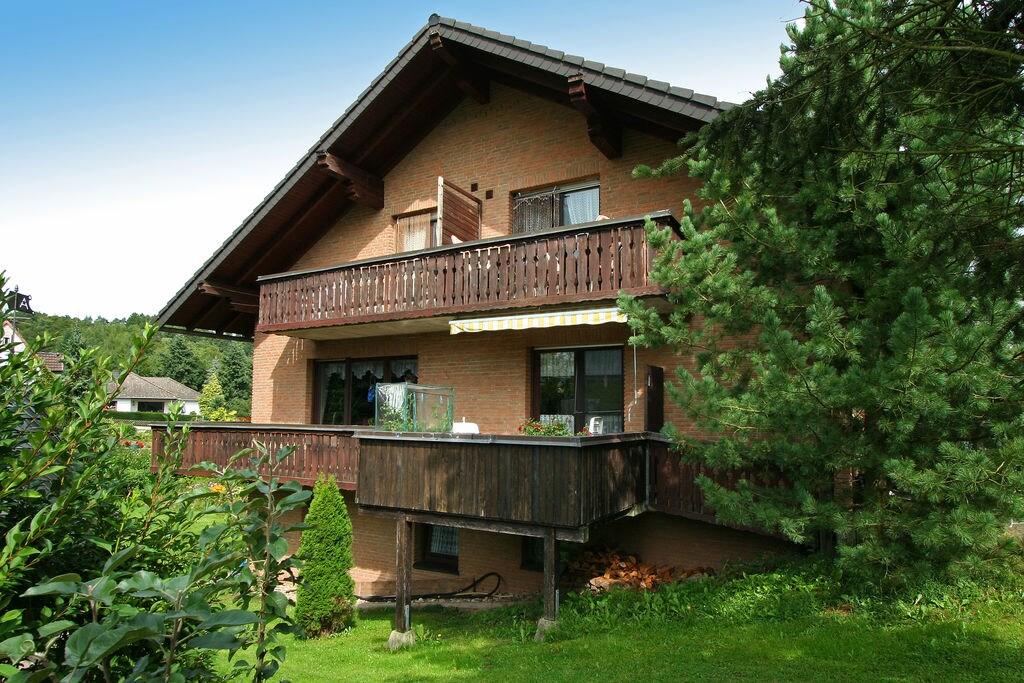 Vakantiewoning  huren Sauerland - Appartement DE-34497-09   met wifi
