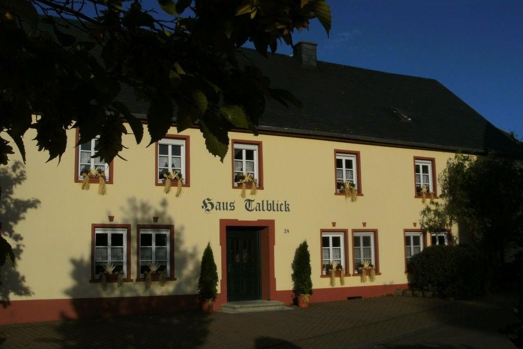 Morbach-Riedenburg- Vakantiewoning   met wifi te huur