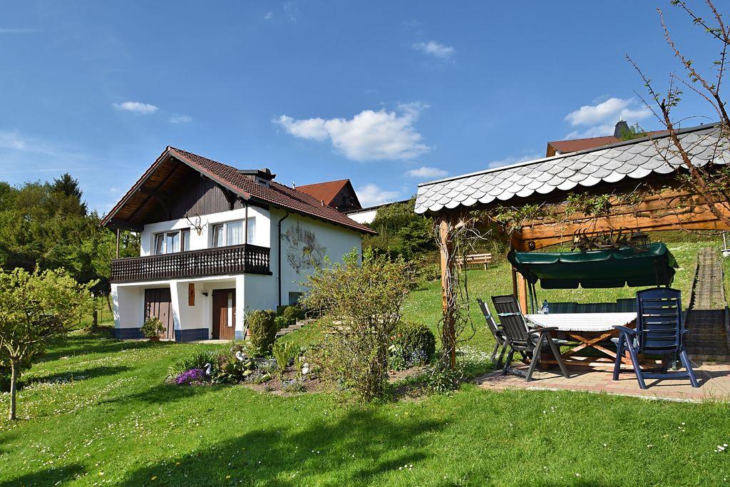 Vakantiewoning  huren Thuringen - Vakantiewoning DE-98553-07