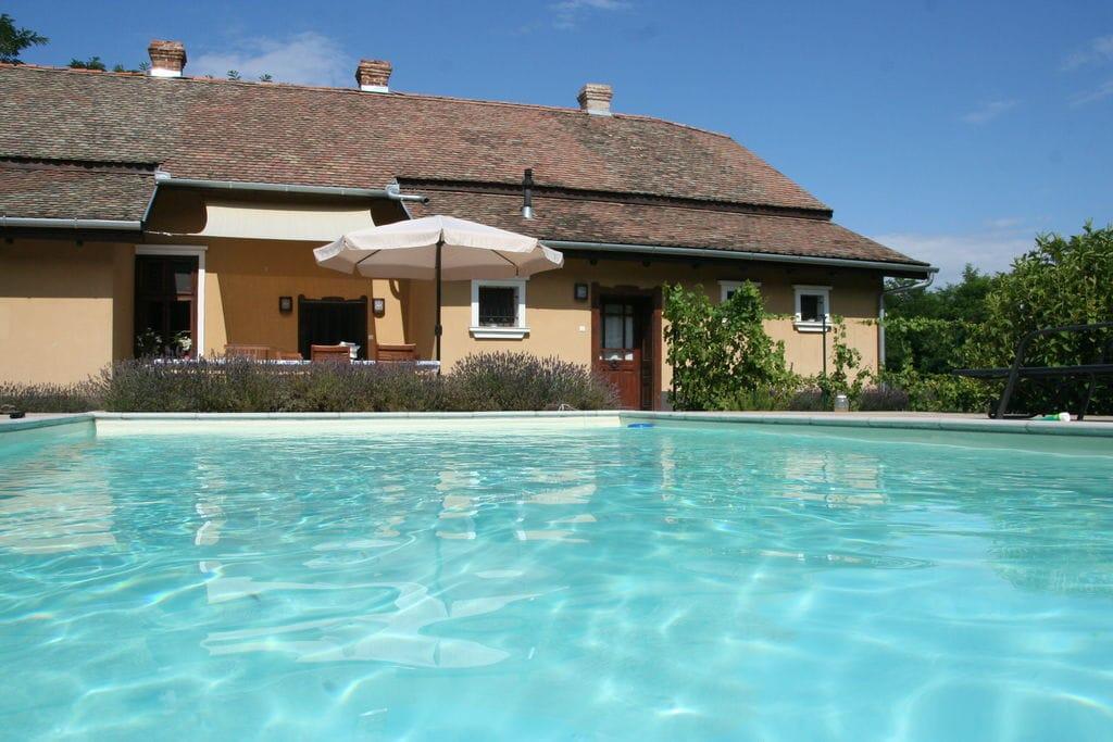 Vakantiewoningen Puszta te huur Tiszaszentimre- HU-5322-02 met zwembad  met wifi te huur