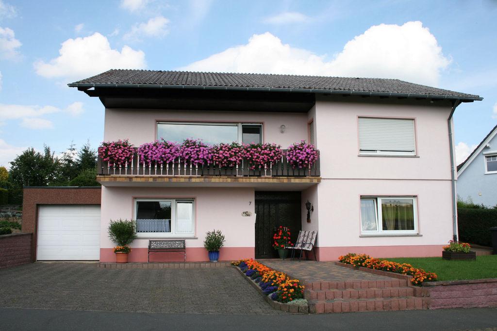 Mooi vakantiehuis in Eifel op het Duitse platteland - Boerderijvakanties.nl