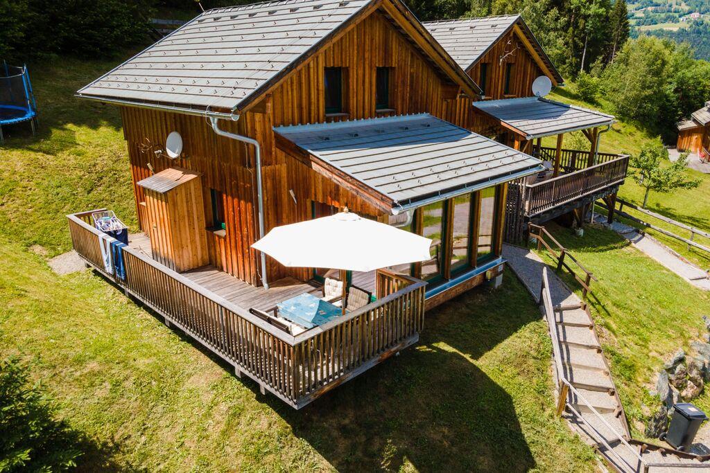Sfeervolle chalet in Steiermark met wellnessruimte - Boerderijvakanties.nl