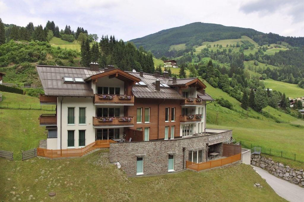 Moderne vakantiewoning in Salzburgerland met open haard - Boerderijvakanties.nl