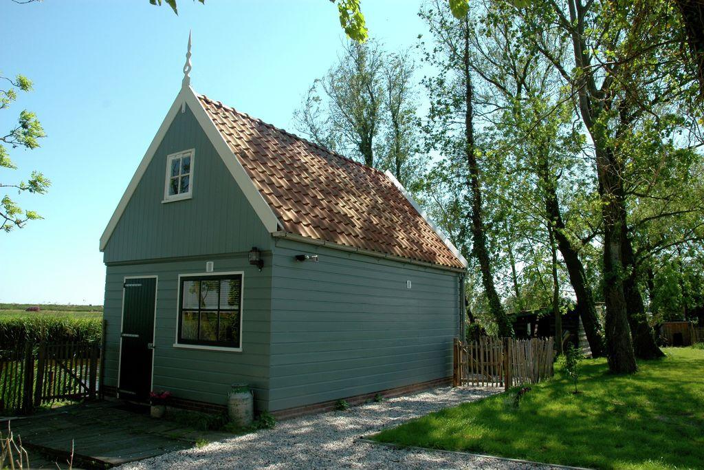 Charmante vakantiewoning vlak bij meer in Amsterdam - Boerderijvakanties.nl