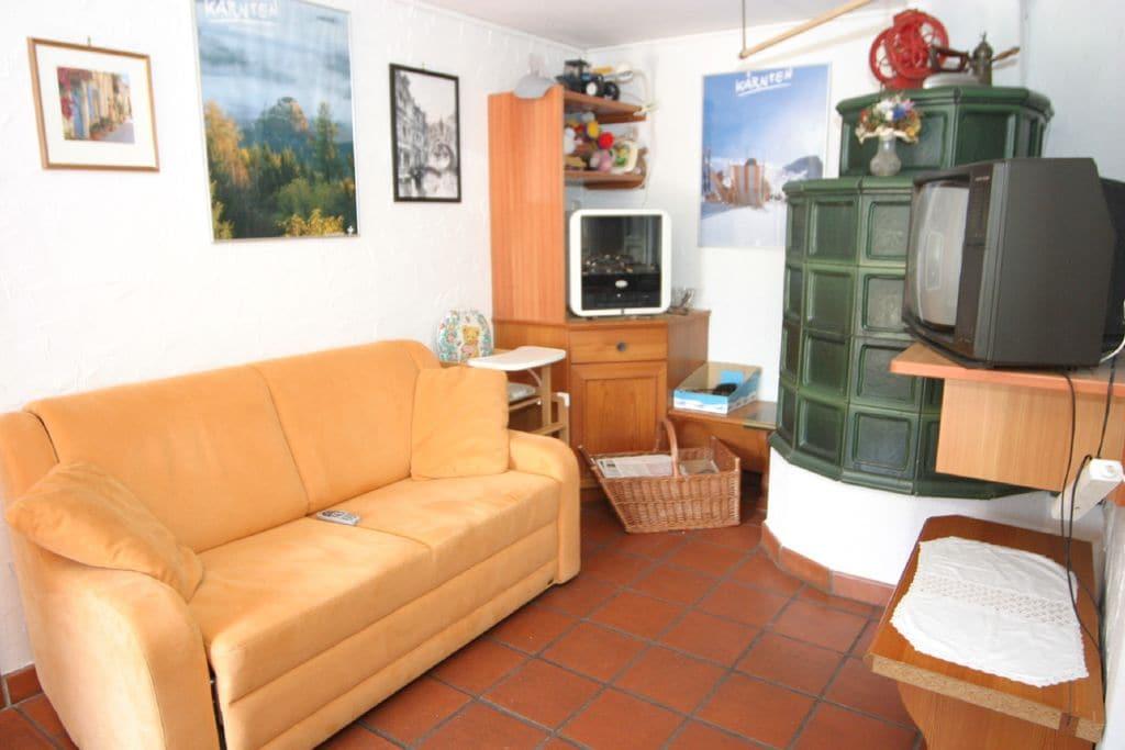 Schattig vakantiehuis in Wernberg met meren in de buurt - Boerderijvakanties.nl