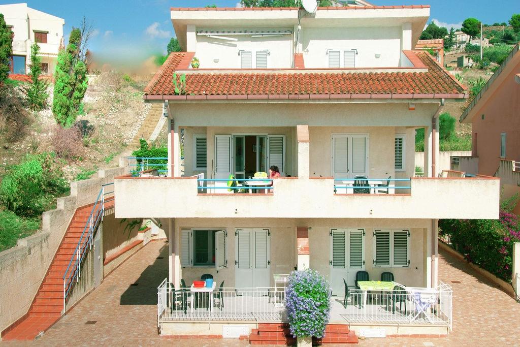 Vakantiewoning italie - Sicilia Appartement IT-92019-12   met wifi