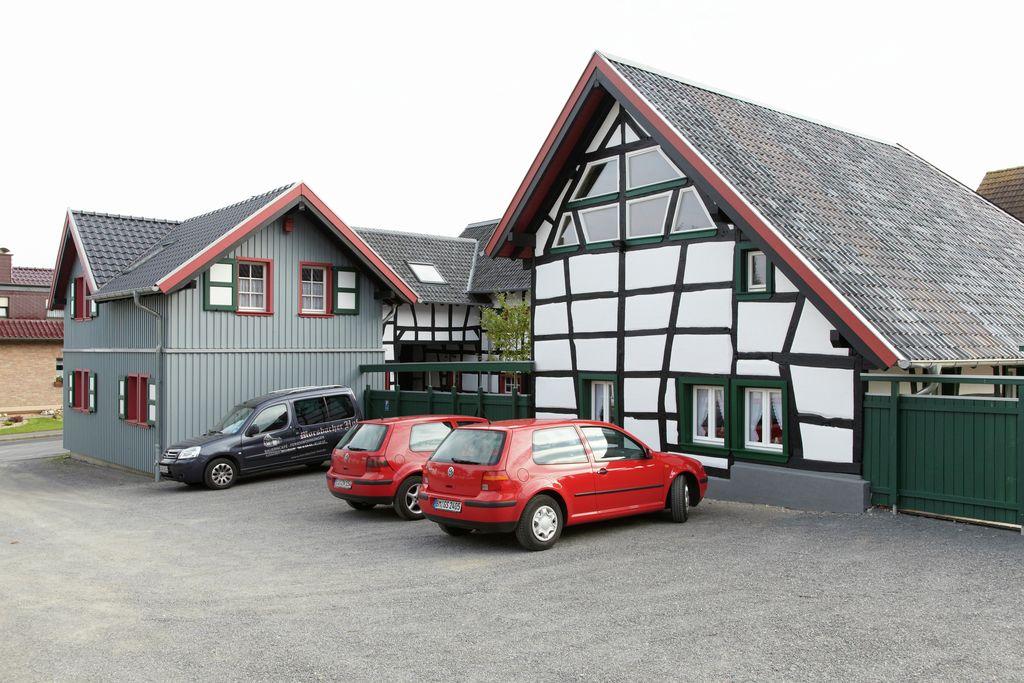 Mooi appartement in de Eifel in vakwerkstijl, ideale ligging voor wandeltochten - Boerderijvakanties.nl