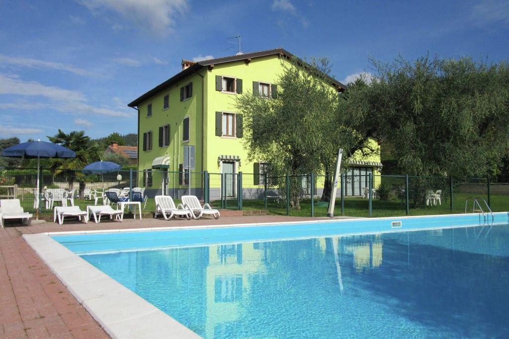 Vakantiewoning Italië, Italiaanse Meren, Bardolino Appartement IT-37011-06