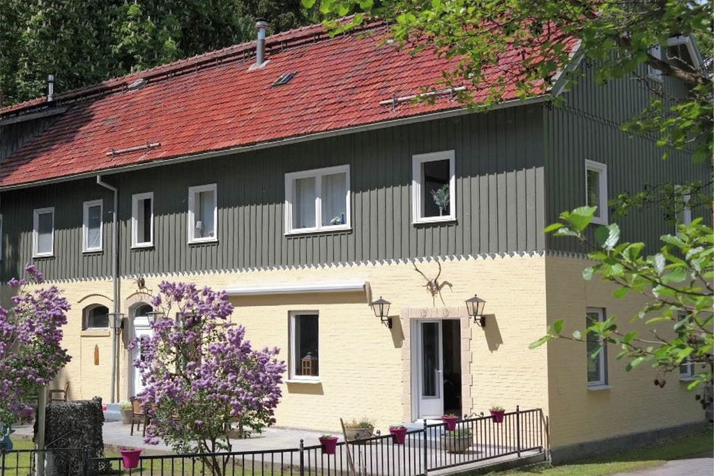 Mooi appartement in een voormalig koetshuis in het Harzgebergte - Boerderijvakanties.nl